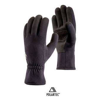 Black Diamond MIDWEIGHT SCREENTAP - Guantes black