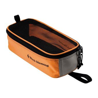 Black Diamond CRAMPON BAG - Rangement pour crampons orange