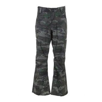 Pantalon de ski homme SKI SHELL 10K 2L camou