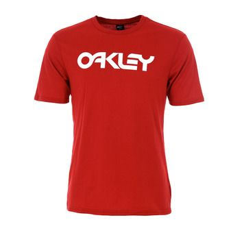 Oakley MARK II - Tee-shirt Homme samba red