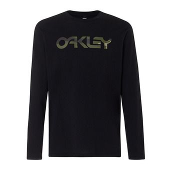 MARK II L/S TEE Homme Blackout
