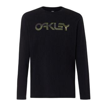 Oakley MARK II - Tee-shirt Homme blackout