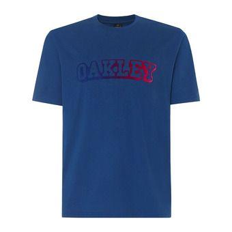 Tee-shirt MC homme COLLEGE B1B dark blue