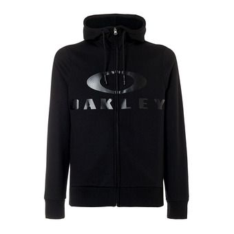 Oakley BARK - Sweatshirt - Men's - blackout