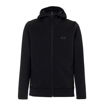 Oakley TECH KNIT FZ - Sweat Homme blackout