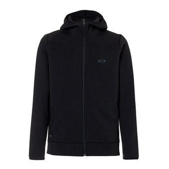 Oakley TECH KNIT - Sweatshirt - Men's - blackout