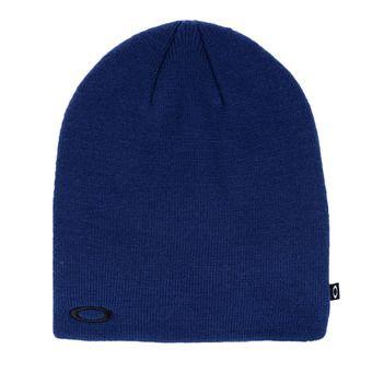 Oakley FINE KNIT - Bonnet dark blue