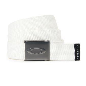 Cinturón ELLIPSE WEB BELT white