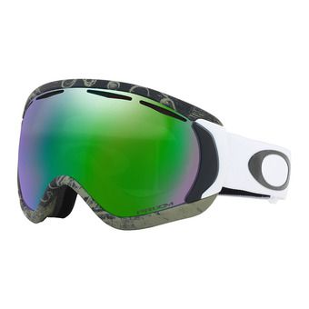 Masque de ski CANOPY turntable green/prizm snow jade iridium