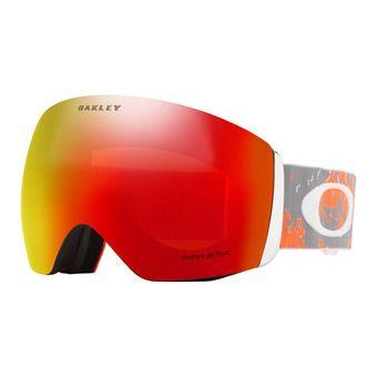 Gafas de esquí/snow FLIGHT DECK arctic fracture orange/prizm snow torch iridium