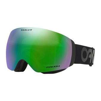 Gafas de esquí/snow FLIGHT DECK XM factory pilot blackout/prizm jade iridium