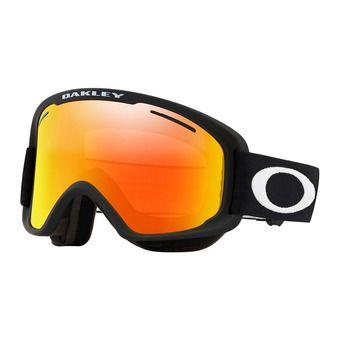 Masque de ski O FRAME 2.0 XM matte black/fire iridium