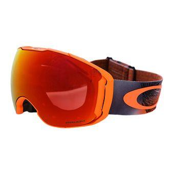 Gafas de esquí/snow + pantalla suplementaria AIRBRAKE XL mystic flow neon orange/prizm snow torch iridium