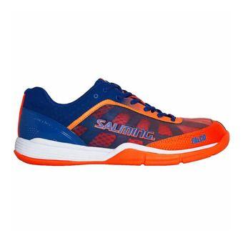 Salming FALCO - Zapatillas indoor hombre limoges/orange