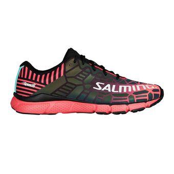 Chaussures de running femme SPEED 6 noir/corail