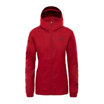W QUEST JACKET RUMBA RED Femme RUMBA RED