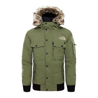 8c9092a75e THE NORTH FACE. Bon plan -40% Veste à capuche homme GOTHAM four leaf clover