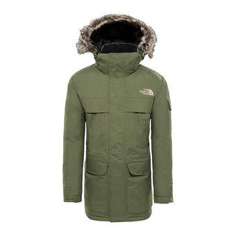 The North Face MURDO - Jacket - Men's - four leaf clover