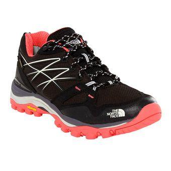 Zapatillas Gore-Tex® mujer HEDGEHOG FASTPACK tnf black/atomic pink