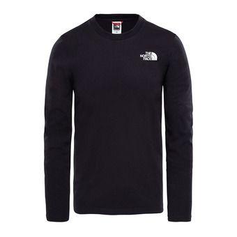 Camiseta hombre EASY tnf black