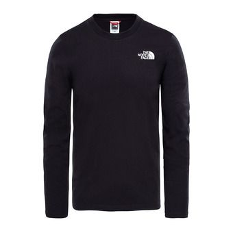 The North Face EASY - Tee-shirt Homme tnf black
