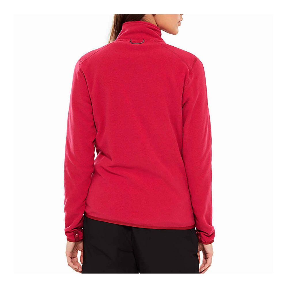 Femme Rumba Pink Polartec® Glacier Polaire Redcerise Veste 100 0xwSTEvqn