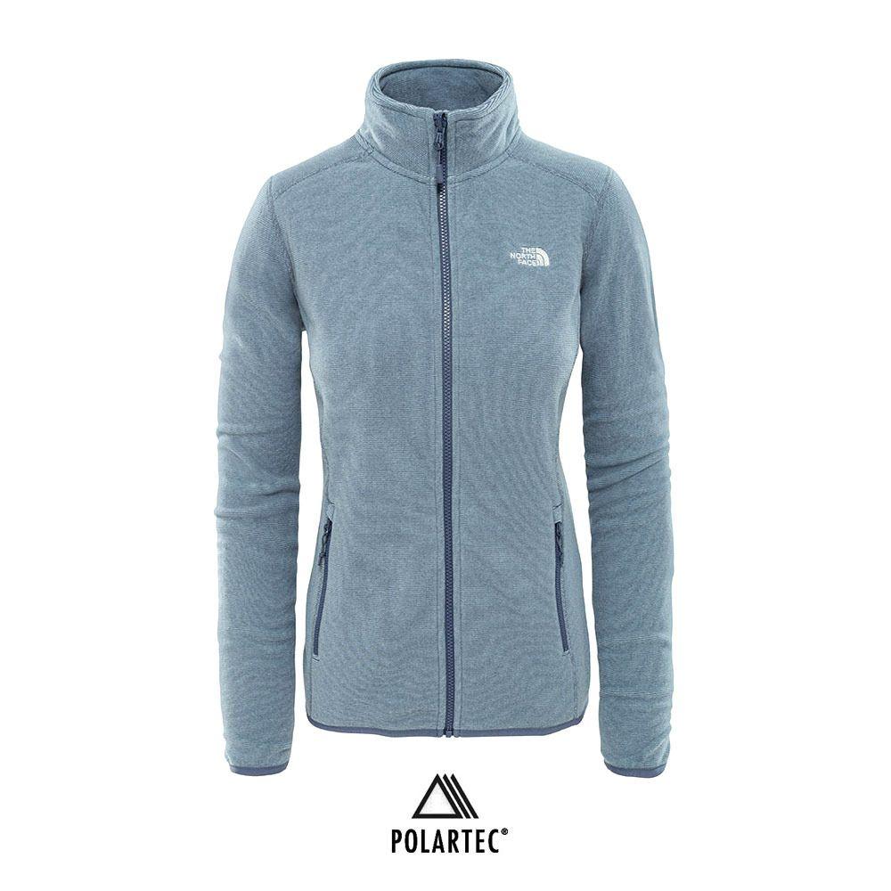 Glacier Femme 100 Veste Polartec® Polaire Greyflint Stone Grisaille IqzwCpw