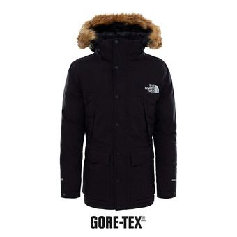 The North Face MOUNTAIN MURDO GTX - Chaqueta hombre tnf black