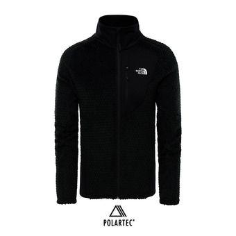 Chaqueta polar Polartec® hombre RADIUM HIGHLOFT tnf black/tnf black