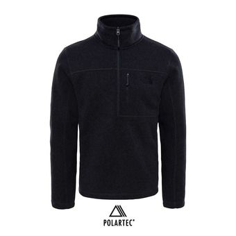 The North Face GORDON LYONS - Polaire Homme tnf dark grey heather