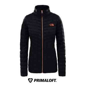 The North Face THERMOBALL - Doudoune Femme tfn black/metalic copper