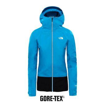 Veste à capuche Gore-Tex® femme SHINPURU II hyper blue/tnf black