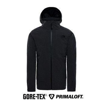 Chaqueta GTX® Primaloft® hombre APEX FLEX  tnf dark grey heather