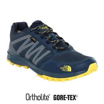 Chaussures homme Gore-Tex® homme LITEWAVE FASTPACK ink blue/acid yellow
