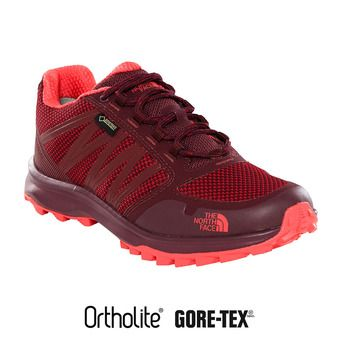 Chaussures Gore-Tex® femme LITEWAVE FASTPACK fig/atomic pink