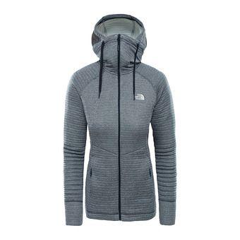 The North Face HIKESTELLER - Sweat Femme urban navy/tin grey