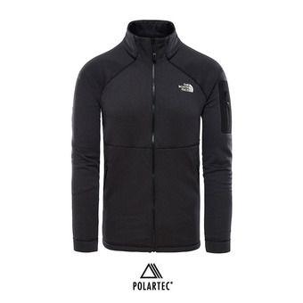 Veste polaire Polartec® homme IMPENDOR POWERDRY tnf black/tnf black