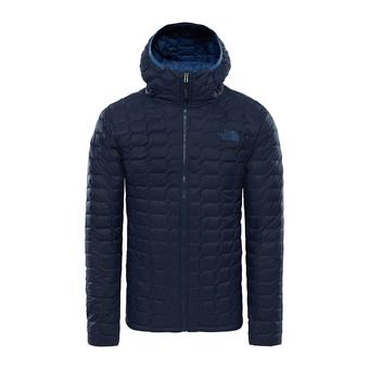 Doudoune à capuche homme THERMOBALL™ urban navy matte