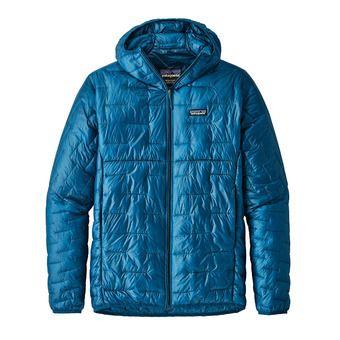 Patagonia MICRO PUFF - Doudoune Homme balkan blue