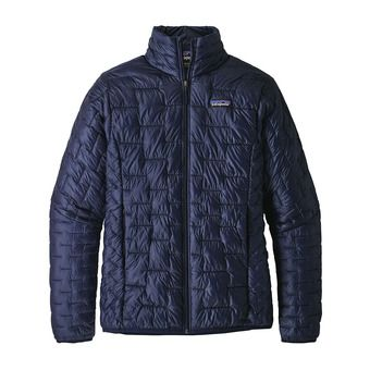 Patagonia MICRO PUFF - Down Jacket - Women's - classic navy