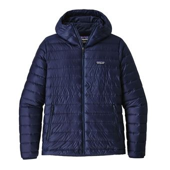 Anorak hombre DOWN SWEATER classic navy