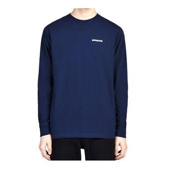 Tee-shirt ML homme P-6 LOGO RESPONSABILI-TEE classic navy