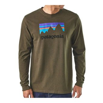 Camiseta hombre SHOP STICKER RESPONSABILI-TEE sediment