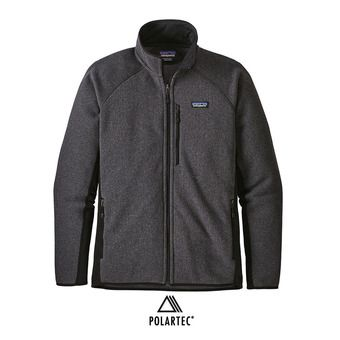 Chaqueta polar hombre PERFORMANCE BETTER SWEATER forge grey w/nlack