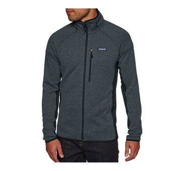 Patagonia PERFORMANCE BETTER - Polaire Homme forge grey w/black