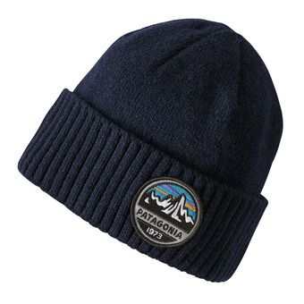 Patagonia BRODEO - Bonnet fitz roy scope/navy blue