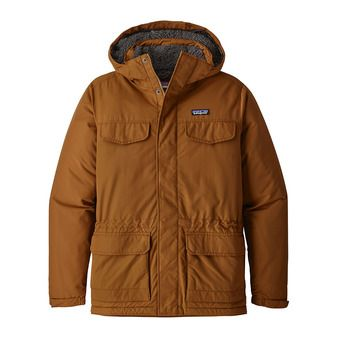Parka hombre ISTHMUS bence brown