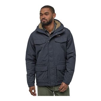 Patagonia ISTHMUS - Parka Jacket - Men's - navy blue
