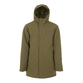 Patagonia LONE MOUNTAIN - Parka Homme cargo green