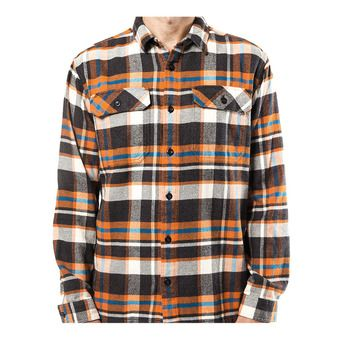 Camisa hombre FJORD FLANNEL basin marigold